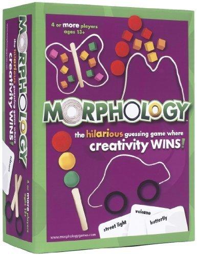 Morphology by Morphology Games