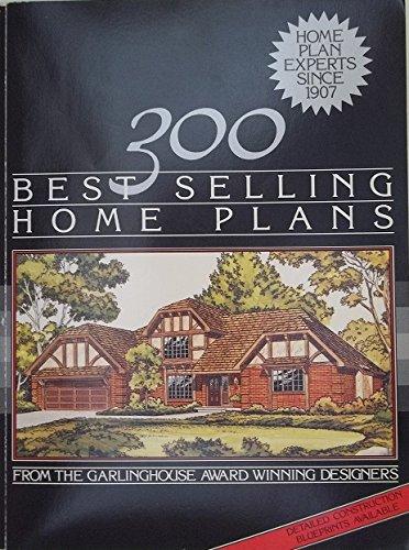 300 Best Selling Home Plans par -