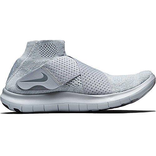 new product 30b14 7def9 Nike Free RN Motion FK 2017, Scarpe da Trail Running Uomo, Grigio (Wolf