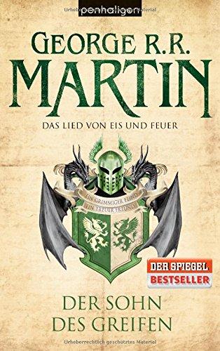 Buchseite und Rezensionen zu 'Der Sohn des Greifen' von George R.R. Martin