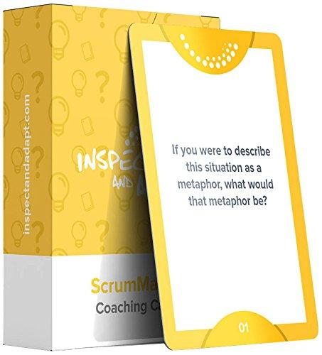 Scrummaster Coaching Cards por Geoff Watts
