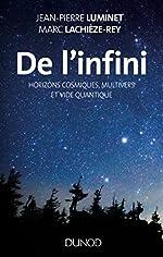 De l'infini - Horizons cosmiques, multivers et vide quantique de Jean-Pierre Luminet