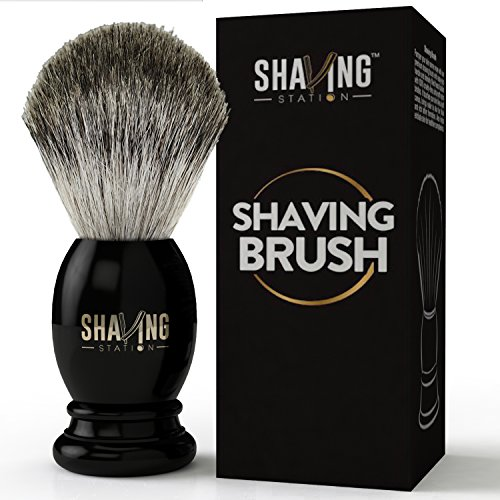 Shaving Station Shaving Brush
