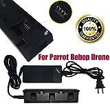 LHWY-Chargeurs de batterie Adaptateur Chargeur, pour Batterie Parrot Bebop Drone /...