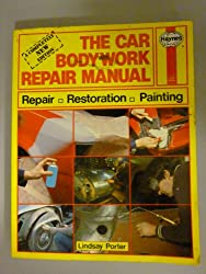 The car bodywork repair manual (A Foulis motoring book)