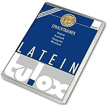 tulox Sprachtrainer PC Latein - Vokabeltrainer, Konjugations- und Grammatiktrainer mit großem vertontem E-Wörterbuch
