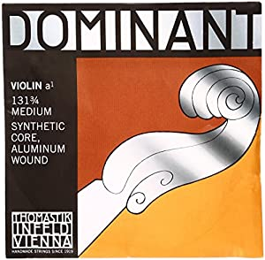 Dominant Strings 131 3/4 Aluminium Wound Violin A String