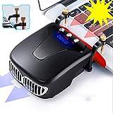 Fsan Nouvelle Refroidisseur PC Portable - Extracteur d' Air USB pour Refroidissement...