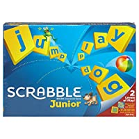 Scrabble Junior (New Version), Multi [Y9667]