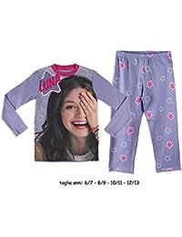 CERDA - Ensemble de pyjama - Fille violet aubergine