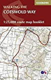 The Cotswold Way Map Booklet: 1:25,000 OS Route Mapping (Cicerone Guide)