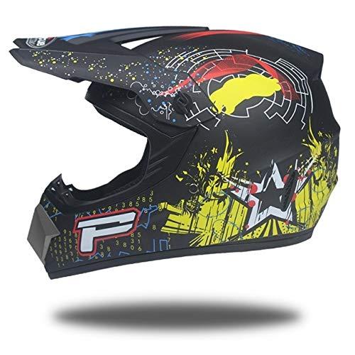 Casco integrale da montagna per motocross Casco classico da bici da montagna per bici da corsa Casco per bici da motocross 40 XL