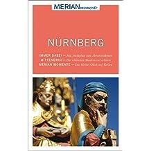 MERIAN momente Reiseführer Nürnberg