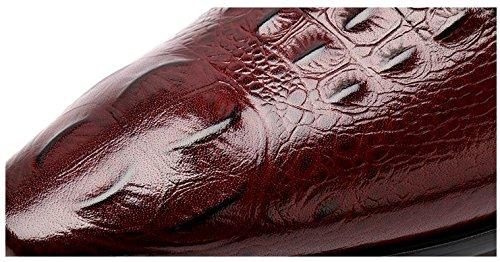 Wuf , Chaussures à lacets homme Marron