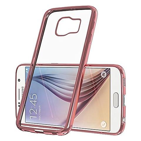 Samsung Galaxy Note 3 Neo Hülle - EAZY CASE Chrom Cover Handyhülle - Schutzhülle aus Silikon in Metallic