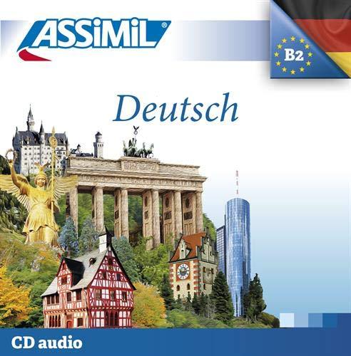 Assimil German: Allemand Sans Peine CD S (4)