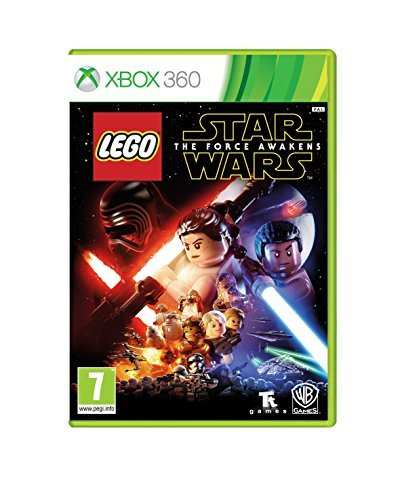 LEGO Star Wars: The Force Awakens (Xbox 360) by Warner Bros Interactive - Force Xbox Awakens Lego Wars 360 Star