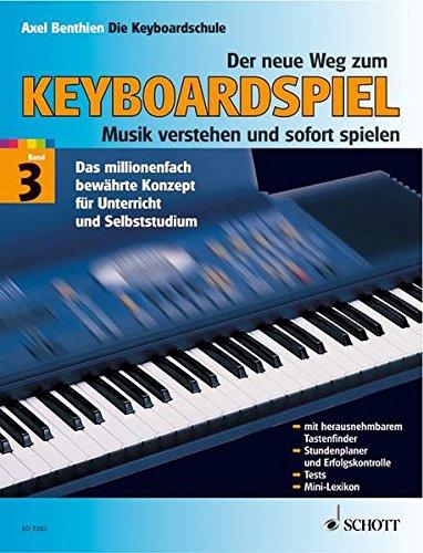 Der neue Weg zum Keyboardspiel, 6 Bde., Bd.3 Neue 3