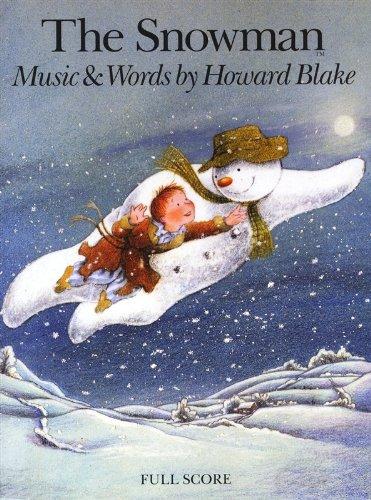 Howard Blake: The Snowman (Full Score) por Howard (Compo Blake