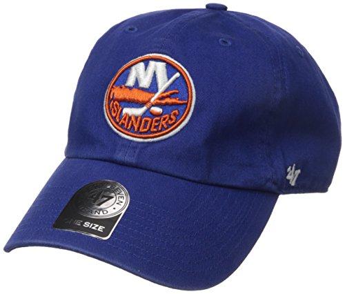NHL New York Islanders reinigen bis Verstellbarer Hat, One Size, Royal (New York Islanders-hüte)