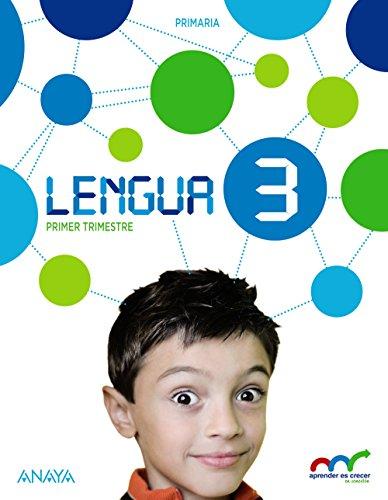 Lengua 3. (Con Lecturas: Los misterios de Lupas 3.) (Aprender es crecer en conexión) - 9788467878844