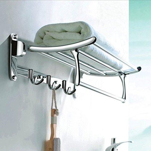 JinRou Carattere unico di design in acciaio inossidabile di placcatura attività di piegatura con gancio porta