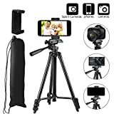Best Tripod Mount For Galaxy Note 3s - Tripod for iPhone, PEMOTech 50 Inch Aluminum Professional Review