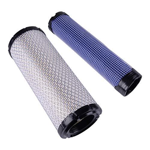 LETAOSK Filtre à air pour Replaces Bobcat 6672467 6672468 Donaldson P821575  P822858
