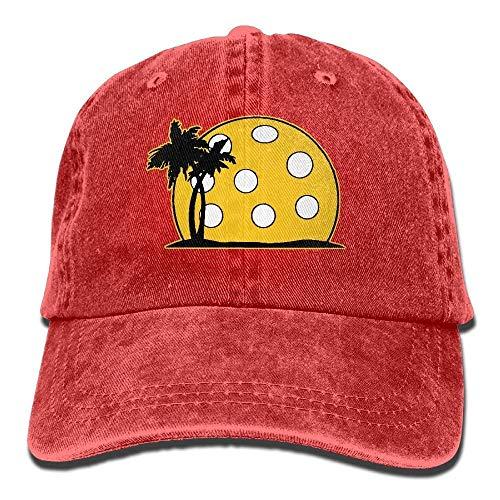shenhaimojing Ohana Honu Hawaiian Sea Turtle Unisex Baseball Cap Cotton Denim Adjustable Golf Caps for Men Women