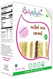 Babystaples Organic Millet Mix Cereal Baby Food Porridge 6 Millets And Superfoods Mix
