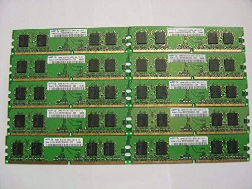 Samsung M378T3354CZ3-CD5 256MB DDR II, PC2-4200 533MHz - Samsung Pc2 4200