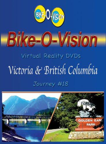 Preisvergleich Produktbild Bike-O-Vision Cycling DVD 18 Victoria & British Columbia