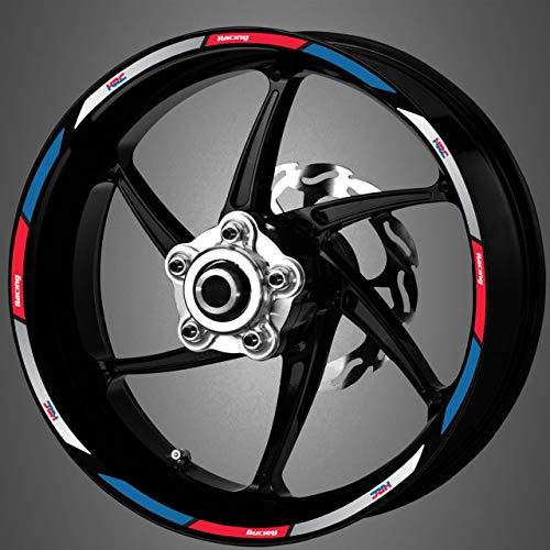 Honda Cbr Hrc Racing 4 Parçalı Takım Jant şeridi Fiyatları
