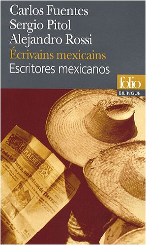 crivains mexicains/Escritores mexicanos