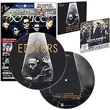Sonic Seducer 10-2015 Limited Edition mit Editors-Titelstory + exkl. Picture-Vinyl zum Album In Dream + 2 CDs, u.a. eine exkl. EP + exkl. neuer Song von Letzte Instanz + MEra Luna Special, Bands: Rammstein, HIM, Hurts u.v.m. [Vinyl LP] [Vinilo]