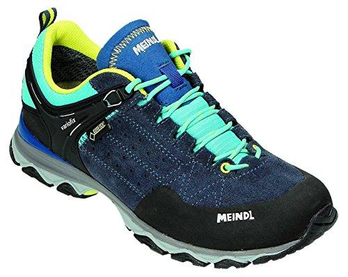 Ontario GTX Damen Schuhe marine/gelb Ontario Lady GTX