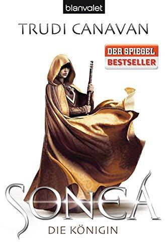 Sonea 3: Die Königin - Roman - Schwarz 3 Regal Bücherregal