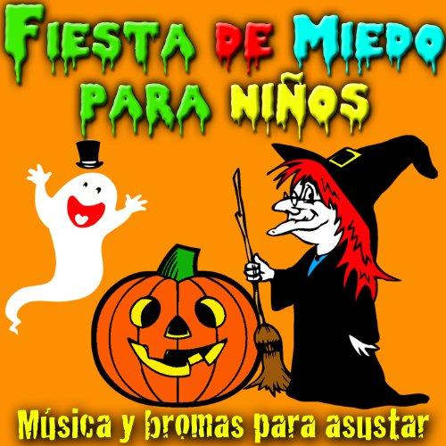 ra Asustar y Bromas [Explicit] (Sonidos Para Asustar En Halloween)