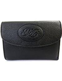 Francinel [L8707] - Portefeuille cuir 'Vendôme' noir