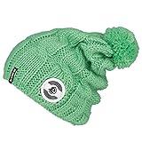 earabel Bommelmütze grün Einheitsgröße