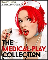 The Medical Play Collection (Medical Erotica Bundle) (English Edition)