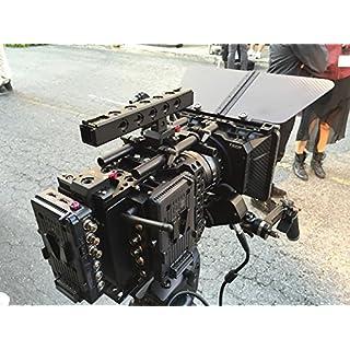 TILTA ARRI ALEXA MINI ESR-T06-D RIG 19mm ARRI standard baseplate + IDX or Anton Battery plate + EVF holder Cage + 6*6 carbon fiber matte box * 1PCS (MB-T06) + Dual cinema follow focus * 1PCS (FF-T04)