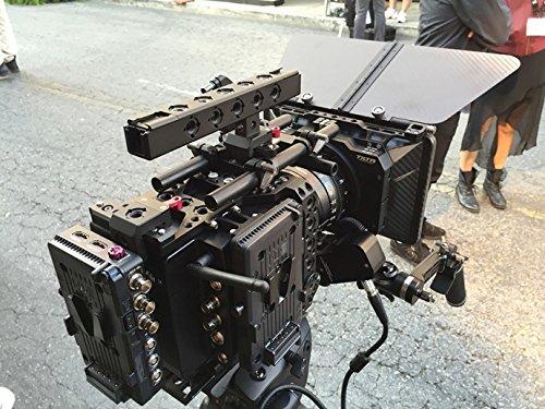TILTA ARRI ALEXA MINI ESR-T06-D RIG 19mm ARRI standard baseplate + IDX or Anton Battery plate + EVF holder Cage + 6*6 carbon fiber matte box ( MB-T06 ) + Dual cinema follow focus ( FF-T04 )