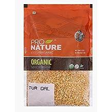 Pro Nature 100% Organic Tur Dal, 2kg