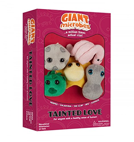 Preisvergleich Produktbild Giantmicrobes Themed Gift Boxes - Tainted Love by Giant Microbes