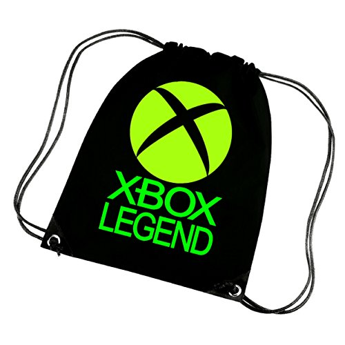 Price comparison product image XBOX LEGEND CORDED SHOULDER BAG,SWIMMING BAG,PE BAG,GYMSAC,DRAWSTRING BAG, WATER RESISTANT