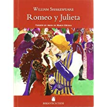 Biblioteca Teide 024 - Romeo y Julieta -William Shakespeare- - 9788430760626