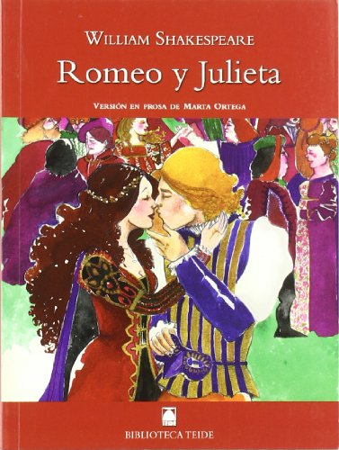 Biblioteca Teide 024 - Romeo y Julieta -William Shakespeare-