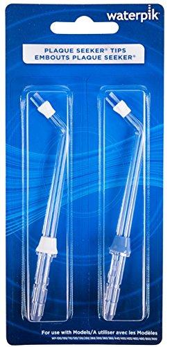 Waterpik Plaque Seeker Replacement Tips - 2 Tips by Waterpik