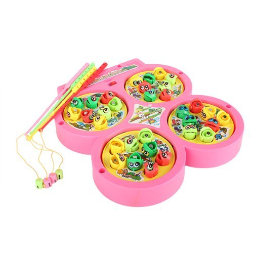 Shop & Shoppee Fish Catching Game - Assorted Multi Color